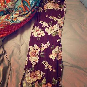 Rue21 Maxi Skirt